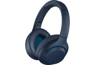 SONY WH-XB900N - Bluetooth Kopfhörer (Over-ear, Blau)