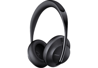 BOSE Headphones 700, Over-ear Kopfhörer, Headsetfunktion, Bluetooth, Schwarz