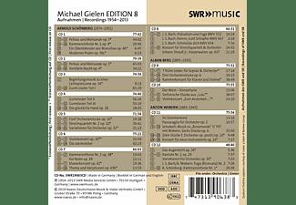 Michael Gielen - Michael Gielen Edition Vol.8  - (CD)
