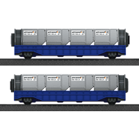MÄRKLIN 44117 - Wagenset Airport Jettainer Eisenbahn