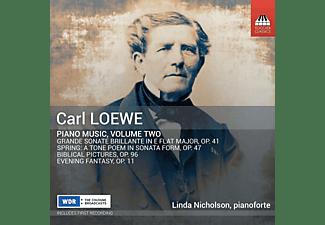 Nicholson Linda - Klaviermusik,Vol.2  - (CD)