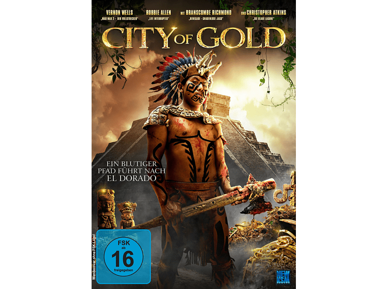 City of Gold [DVD]