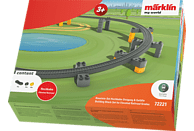MÄRKLIN 72221 - Baustein-Set Hochbahn Steigung & Gefälle Eisenbahn, Mehrfarbig