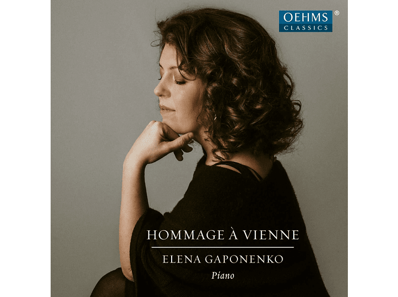 Elena Gaponenko - Hommage à Vienne [CD]