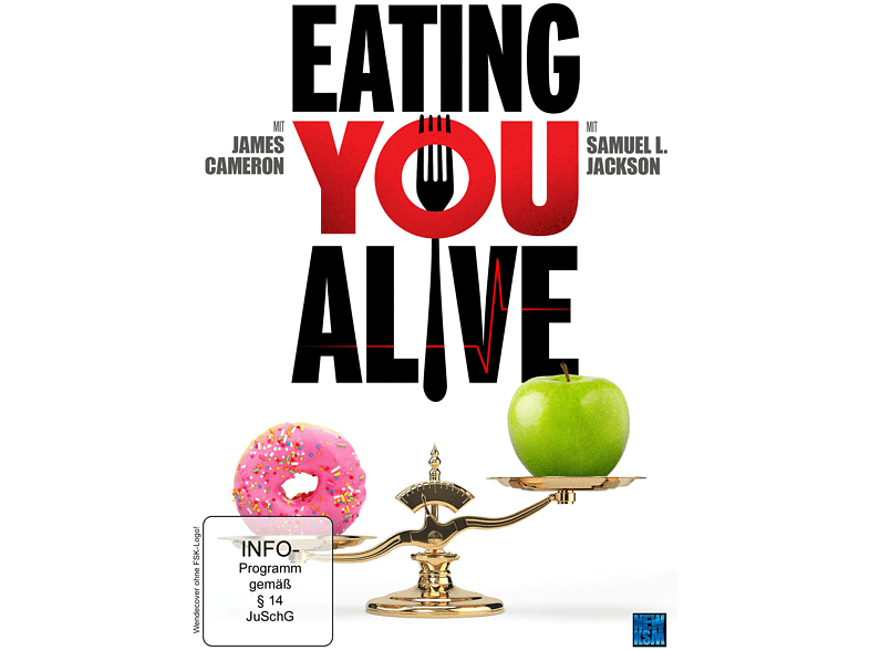 Eating You Alive [DVD]