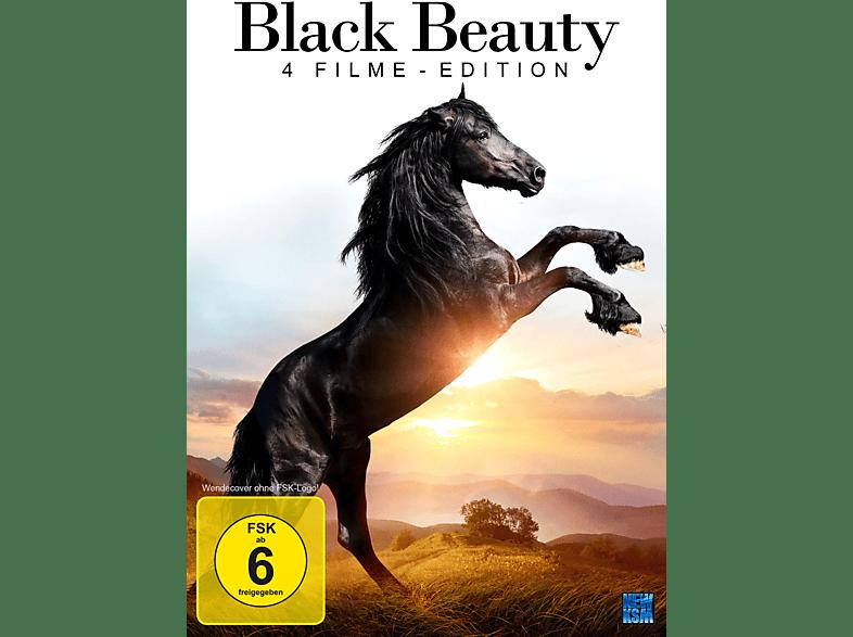 Black Beauty, Ein Pferd fürs Leben, Mein Pferd Holly, Ferien auf dem Reiterhof [DVD]
