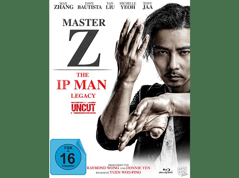 Master Z: The Ip Man Legacy [Blu-ray]