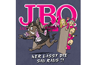 J.B.O. - Wer Lässt Die Sau Raus?! (Digipak) [CD]