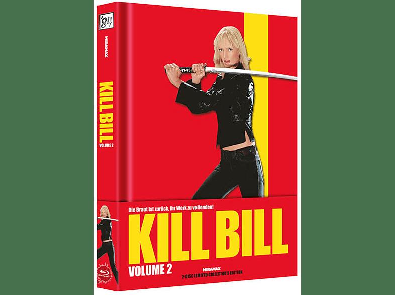 Kill Bill: Vol. 2 - Mediabook - Cover A [Blu-ray + DVD]