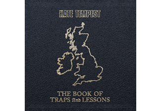 Kate Tempest - The Book Of Traps And Lessons (Ltd.Deluxe Edt.)  - (CD)