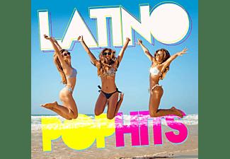 VARIOUS - Latino Pop Hits  - (CD)