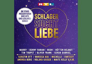 VARIOUS - Schlager sucht Liebe  - (CD)