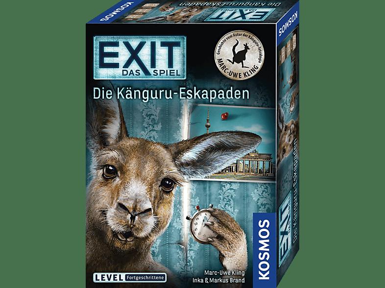 KOSMOS Exit - Die Känguru-Eskapaden Escape-Room-Spiel, Mehrfarbig