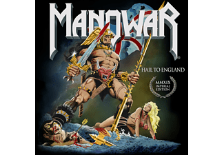 Manowar - Hail To England Imperial Editi  - (CD)