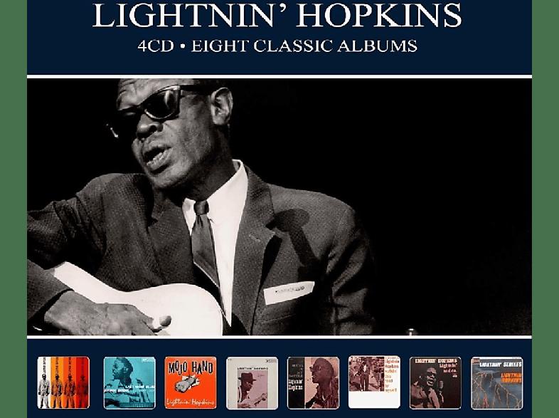 Lightnin' Hopkins - 8 Classic Albums [CD]