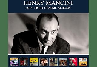 Henry Mancini - 8 Classic Albums  - (CD)