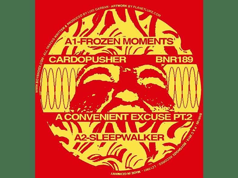 Cardopusher - A Convenient Excuse Pt.2 [Vinyl]