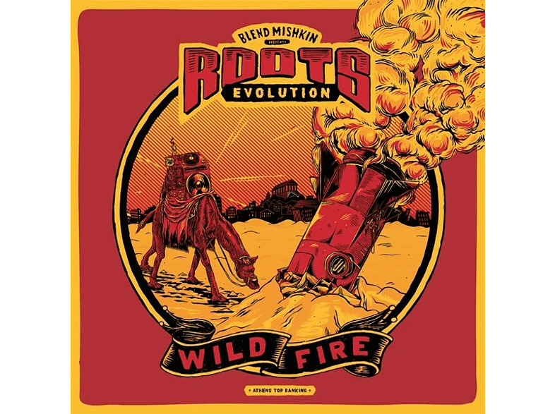 Blend Mishkin, Roots Revolution - Wildfire [Vinyl]