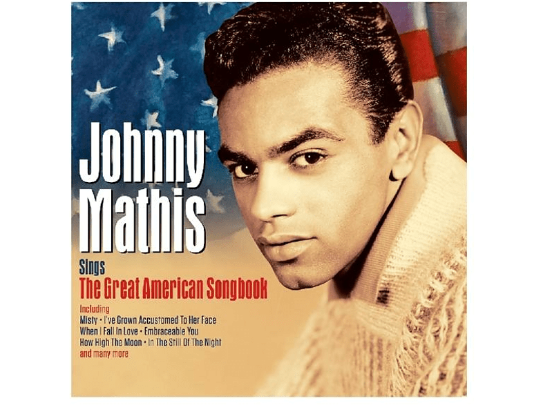 Johnny Mathis - Great American Songbook [CD]