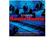 VARIOUS - Essential Boogie Woogie [CD]