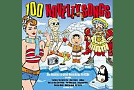 VARIOUS - 100 Novelty Songs [CD]