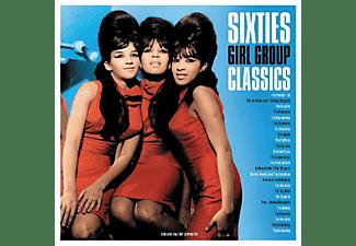 VARIOUS - Sixties Girl Group Class (farbiges Vinyl)  - (Vinyl)