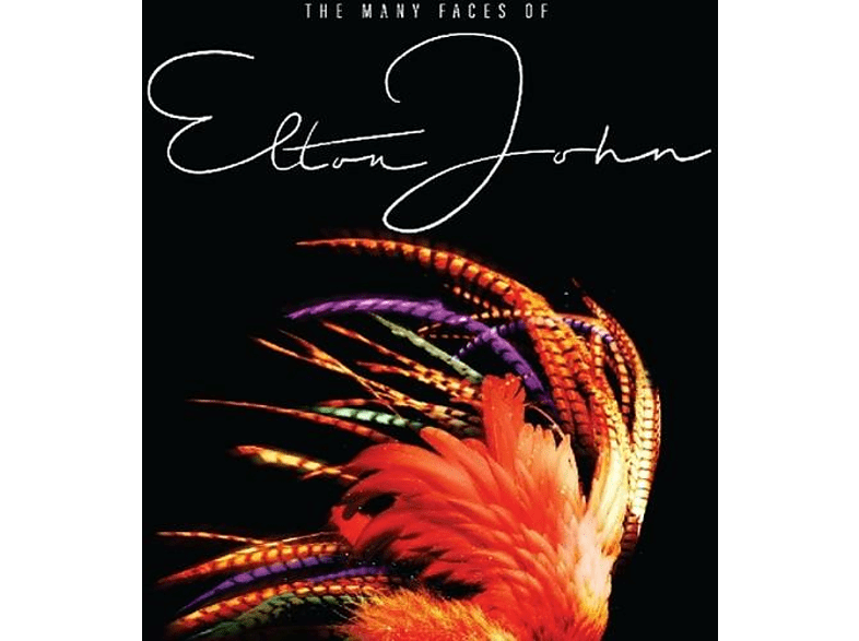 VARIOUS - Many Faces Of Elton John [CD]