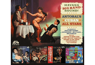 Antobal's Cuban All Stars - Havanna Big Band Sound  - (CD)