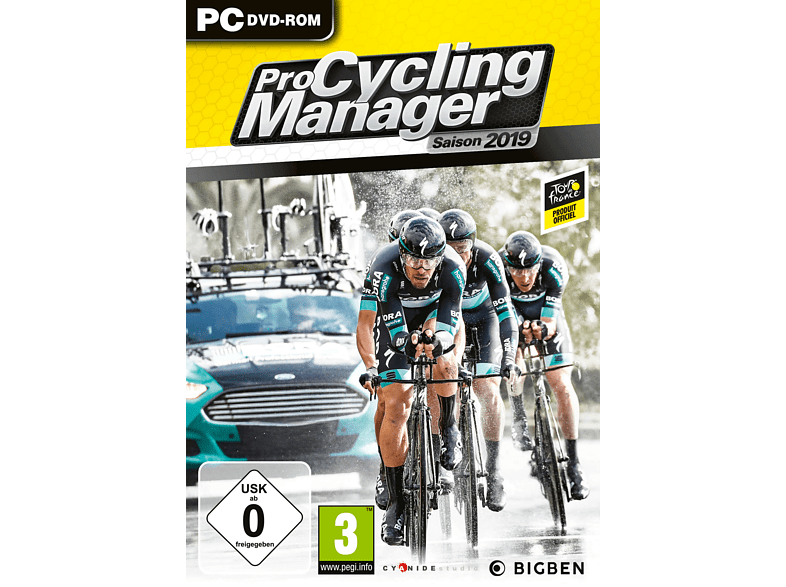 Pro Cycling Manager 2019 [PC]