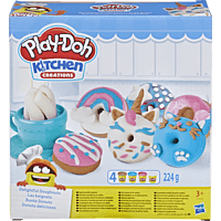 PLAY-DOH Bunte Donuts Spielset