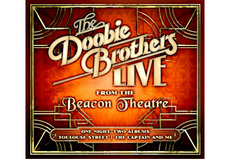 The Doobie Brothers - Live From The Beacon Theatre Blu-ray