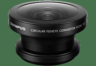 OLYMPUS FCON‑T02 Fish-Eye, Konverter, Schwarz