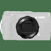 OLYMPUS LB‑T01 Objektivschutz  Objektivschutz, Schwarz
