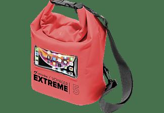 CELLULAR LINE Wasserundurchlässige Strandtasche Voyager Extreme - 5L, rot