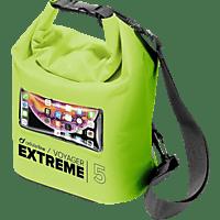 CELLULAR LINE Wasserundurchlässige Strandtasche Voyager Extreme - 5L, lime
