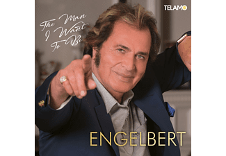 Engelbert - The Man I Want to Be  - (CD)