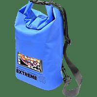 CELLULAR LINE Wasserundurchlässige Strandtasche Voyager Extreme - 15L, blau