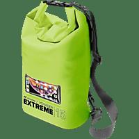 CELLULAR LINE Wasserundurchlässige Strandtasche Voyager Extreme - 15L, lime
