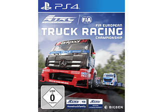 FIA Truck Racing Championship - [PlayStation 4]