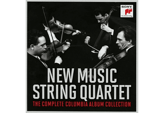 New Music String Quartet - The Complete Columbia A - New Music String Quartet