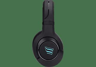 ISY IC-6000 PS4, On-ear Headset Schwarz
