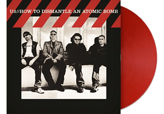 U2 How To Dismantle An Atomic Bomb Vinyl