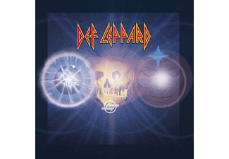 Def Leppard - The CD Collection: Volume Two (Ltd.CD Box) - (CD)