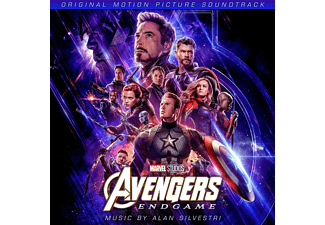 Differents artistes - Avengers: End Game CD