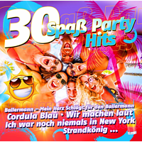 VARIOUS - 30 Spaß Party Hits [CD]