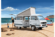 REVELL 07344 Volkswagen T3 Camper Bausatz, Mehrfarbig