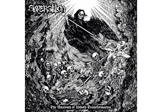 Superstition - The Anatomy Of Unholy Transformation (Black Vinyl)  - (Vinyl)