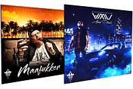 Milonair - G.T.A. (GANGSTER TICKEN ANDERS) - Brudi Box Größe 41 [CD + Merchandising]