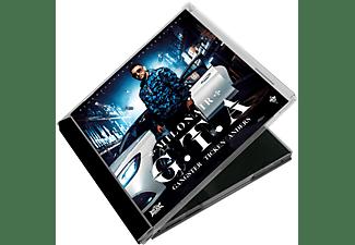 Milonair - G.T.A. (GANGSTER TICKEN ANDERS) - Brudi Box Größe 42  - (CD + Merchandising)