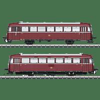 MÄRKLIN 39978 - Triebwagen Baureihe VT 98.9 Eisenbahn, Rot